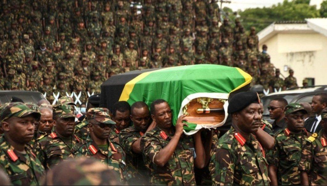 MAGAFULI funeral