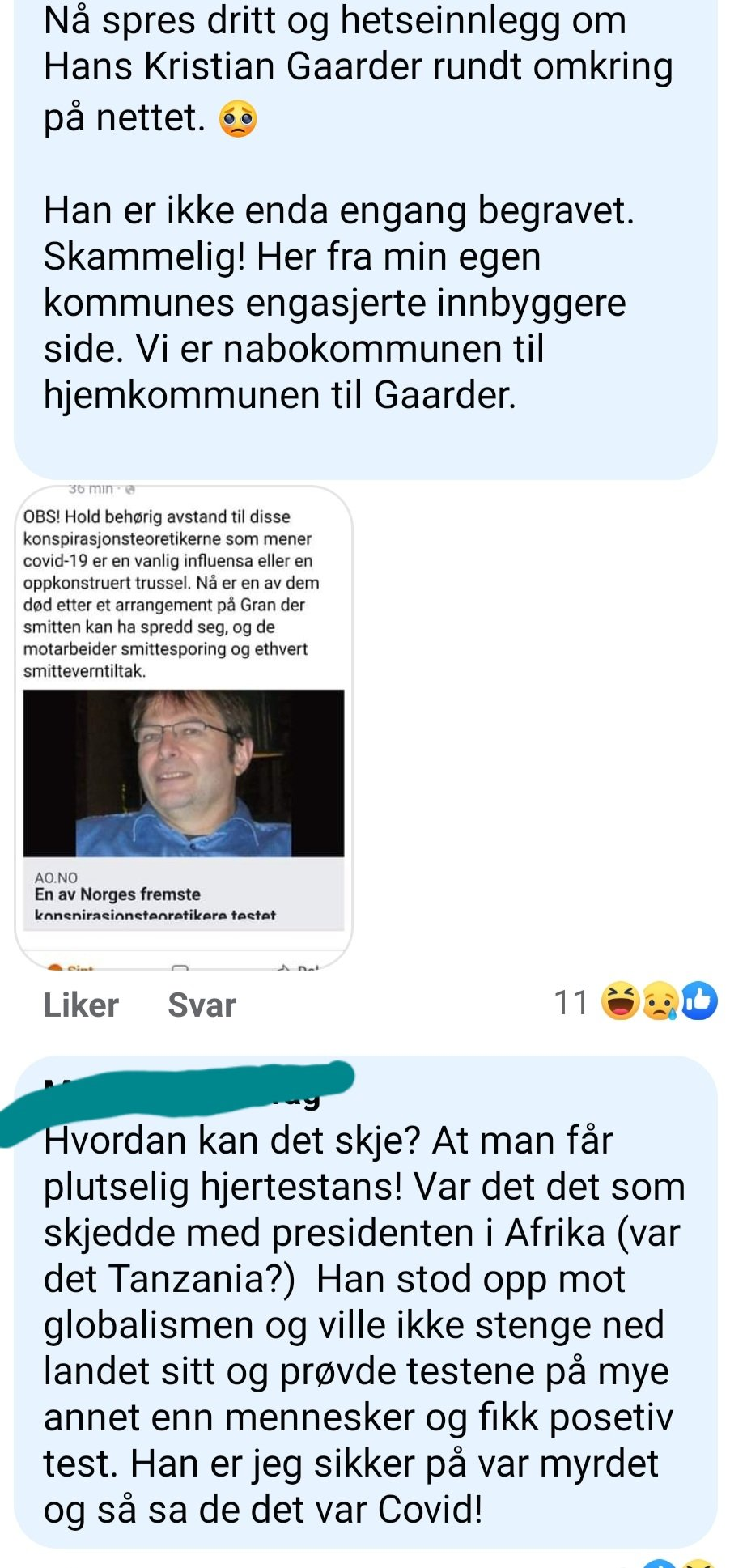 Hans Kristian Gaarder