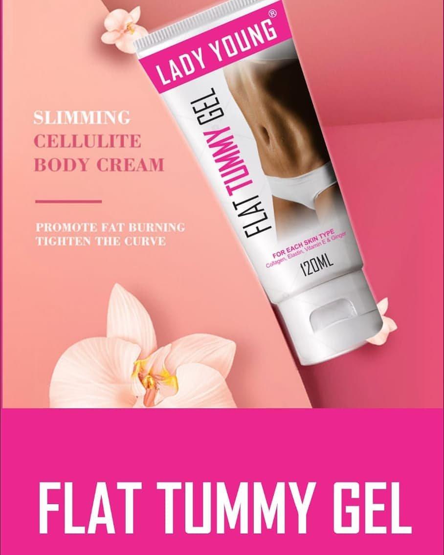 Tummy gel. Loose belly fat